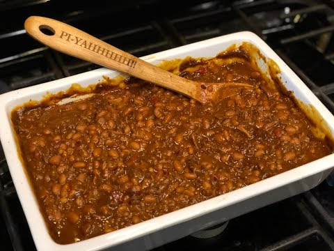 Baked Bean Casserole by The Cajun Ninja
