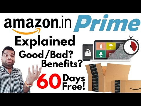 Amazon Prime in India? Is it Any Good? Comparison?