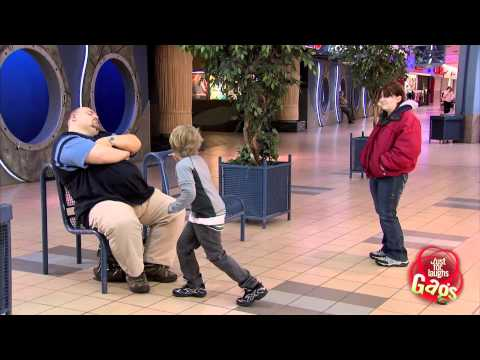Fat Fart Man Prank