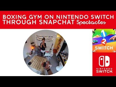 1-2 switch boxing gym on Nintendo Switch