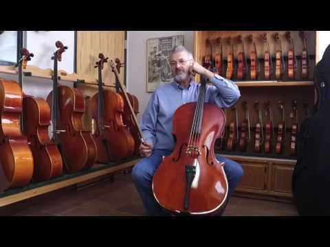 How to Choose the Right Size Cello - Tutorial