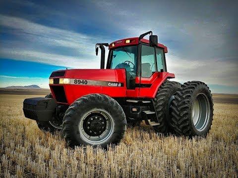 Case IH 8940 Magnum Time-Lapse - Welker Farms Inc