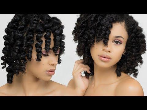 Natural Hair   FLAWLESS Flexi Rod Set