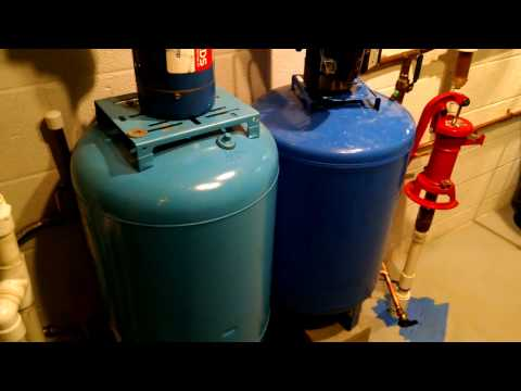 The Benefit of Installing Multiple Well Pressure Tanks