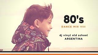 80'S DANCE MIX VIII DJ ARGENTINA
