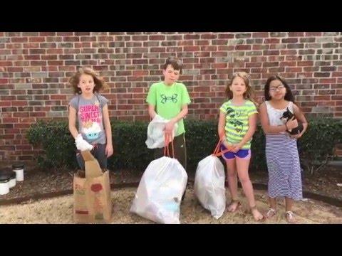 Cleaning Up the Neighborhood!
