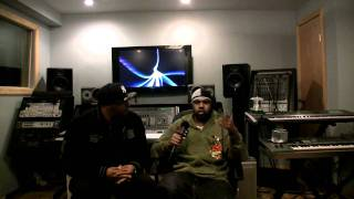 Wu-Tang DJ/Producer  Mathematics interview talked about Rza,Gza,Method Man.Greatest Ent/SwaggLifeTV