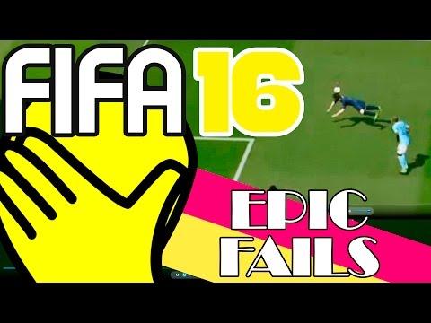 FIFA 16 EPIC FAILS | FIFA 16 FAILS
