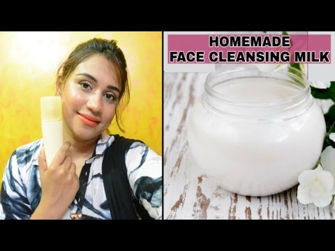DIY Cleansing Milk   DIY Face Cleanser   How To Make Face Cleanser At Home   Homemade Face Cleanser