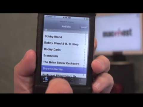 Using iTunes DJ (MacMost Now 226)