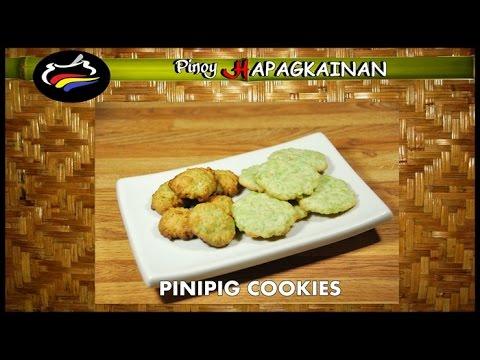 PINIPIG COOKIES Pinoy Hapagkainan