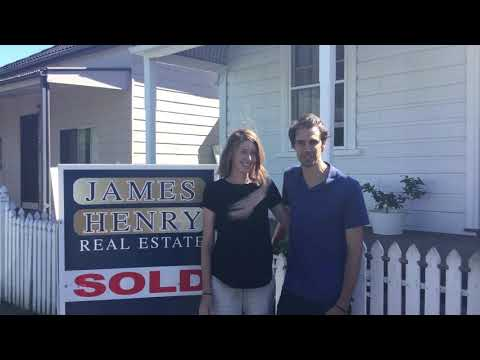 James Henry Real Estate SOLD $25,000 OVER ASKING PRICE! Beresfield Real Estate Darcy Mercieca