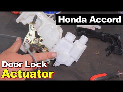 2004 Honda Accord Door Lock Actuator Motor