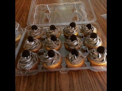 How to make Oreo buttercream frosting