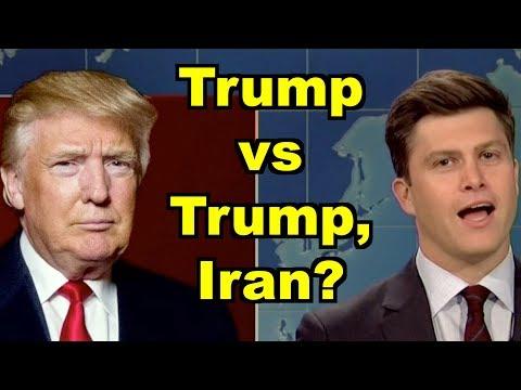 Trump vs Trump, Iran? - Mike Pompeo, Bill Maher & MORE! LV Sunday LIVE Clip Roundup 264