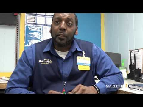 Meet Marlin Walmart's New Store Manager Mr  Howard Thomas