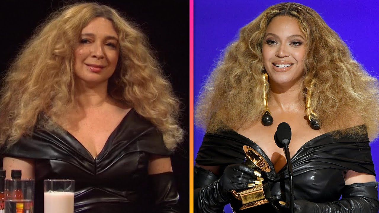 Maya Rudolph Does ICONIC Beyoncé Impression for SNL