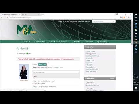 Accessing CEU Credits