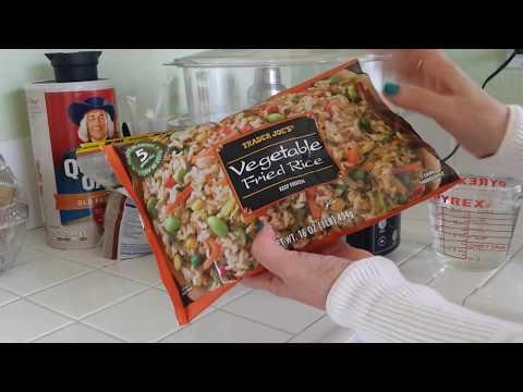 Hamilton Beach Digital Steamer - Easy Fried Rice