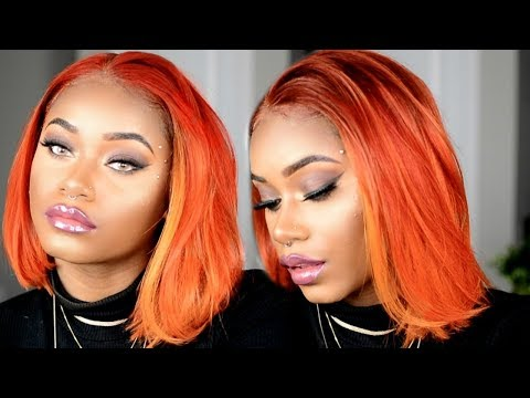How to get the PERFECT Copper Orange Hair for Fall | Start to Finish | Laurasia Andrea