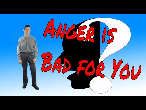 Why Anger is bad for You - Why are you Angry - Let anger go - Stop Feeling Angry