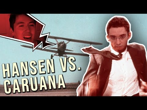 Fabiano Caruana vs Eric Hansen BLITZ | FIRST STRIKE
