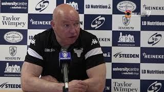 Post-Match Press Conference | John Kear - Featherstone Rovers