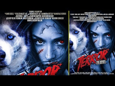 Horror Movie Poster In Photoshop - Photoshop Tutorial: Transform A Face Into A Horror Movie Poster