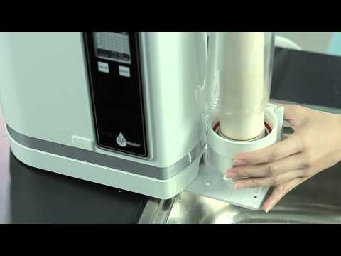 Avon Life Water Purification - Cleaning Ceramic Filter in English