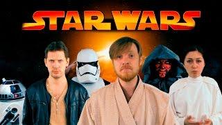 Star Wars Acapella - Live Voices