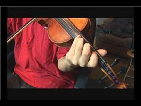 Violin Lessons: The A Harmonic Minor Scale : The A Harmonic Minor Scale on Violin: 6th Degree