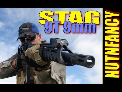 Stag 9T 9mm Full Review by Nutnfancy