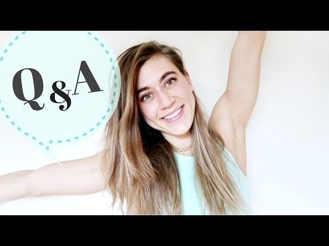 Q&A || Why/when I started working out? Do I take supps? Do I drink? +more!!