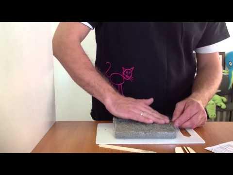 Baby Print Sand manual de utilizare
