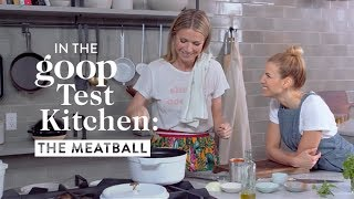 Download Gwyneth Paltrow and Jessica Seinfeld: The Meatball | goop Video