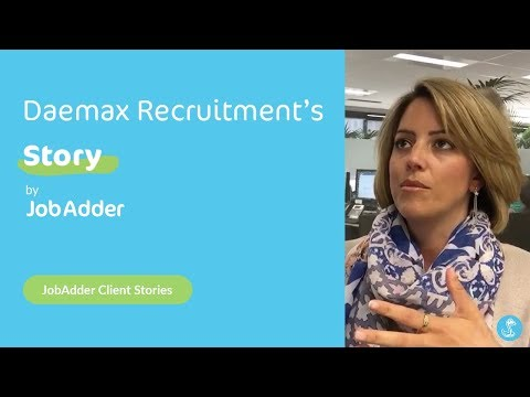 Daemax Consulting | JobAdder Client Story