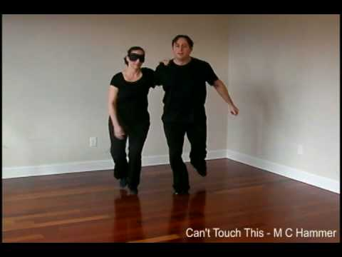 Blindfolded Swing Dancing - Dance Your PhD 2009