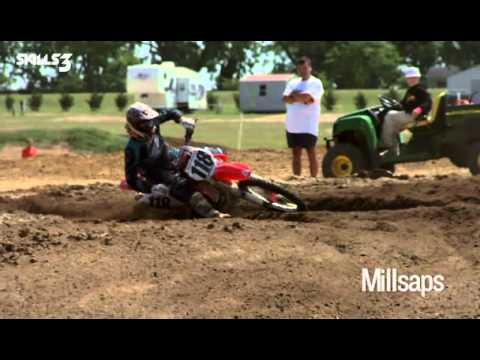 Transworld Motocross Skills 3 - Tutorial MX Technics Training Documentary - Scuola di Motocross