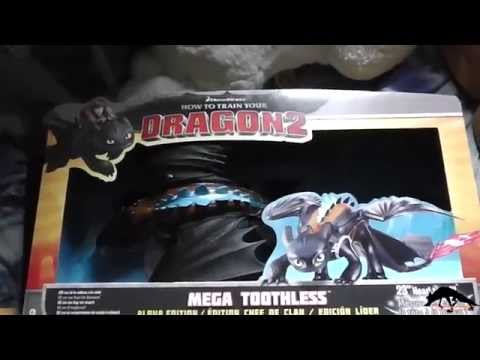 Mega Toothless Alpha Edition 23