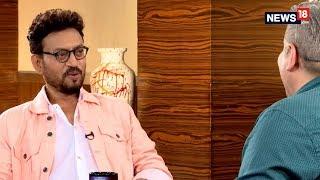 Irfan Khan Interview by Rajeev Masand