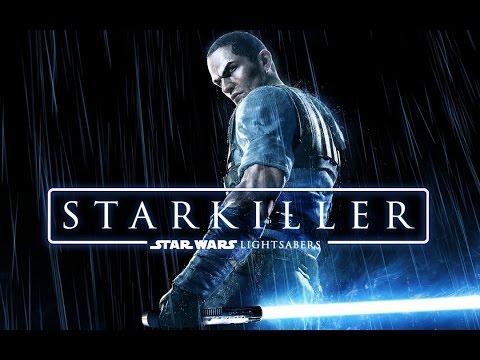 Lightsaber Collection 'Starkiller' Saber (4K)