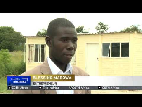 Zimbabwe entrepreneur comes up with affordable housing plan