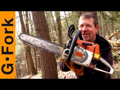 Want To Go Trail Clearing With Power Tools?