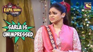 Sarla Is Unimpressed With Chandu