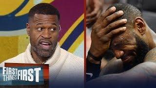 Stephen Jackson on LeBron James and the Cavs