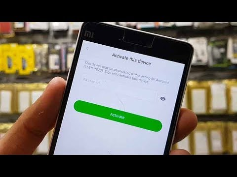 100% Tested | How to Remove Mi account,Mi Cloud Account , Bypass Gmail,Mi Note 4 Note 3