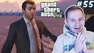 ДВА БАГАЖА ЗОЛОТЫХ СЛИТКОВ | Grand Theft Auto V #55