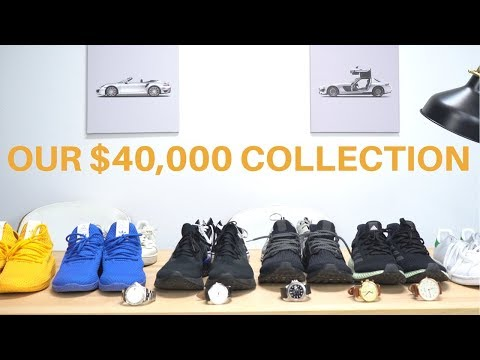 Our Watch and Sneaker Collection! | Giveaway!