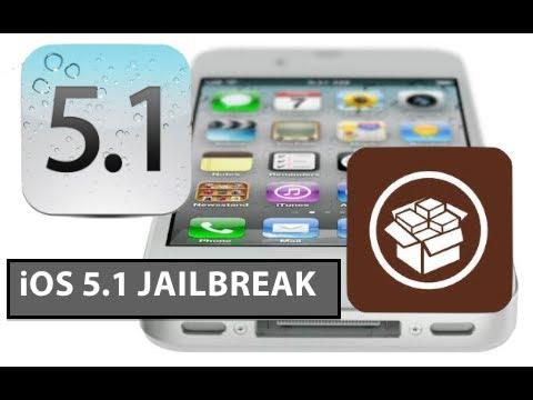 Semi-UNTEHERED Jailbreak iOS 5.1 (iPhone 4, iPod Touch 4G, iPad 1 + more)