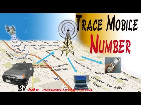 How to Tracking mobile number location